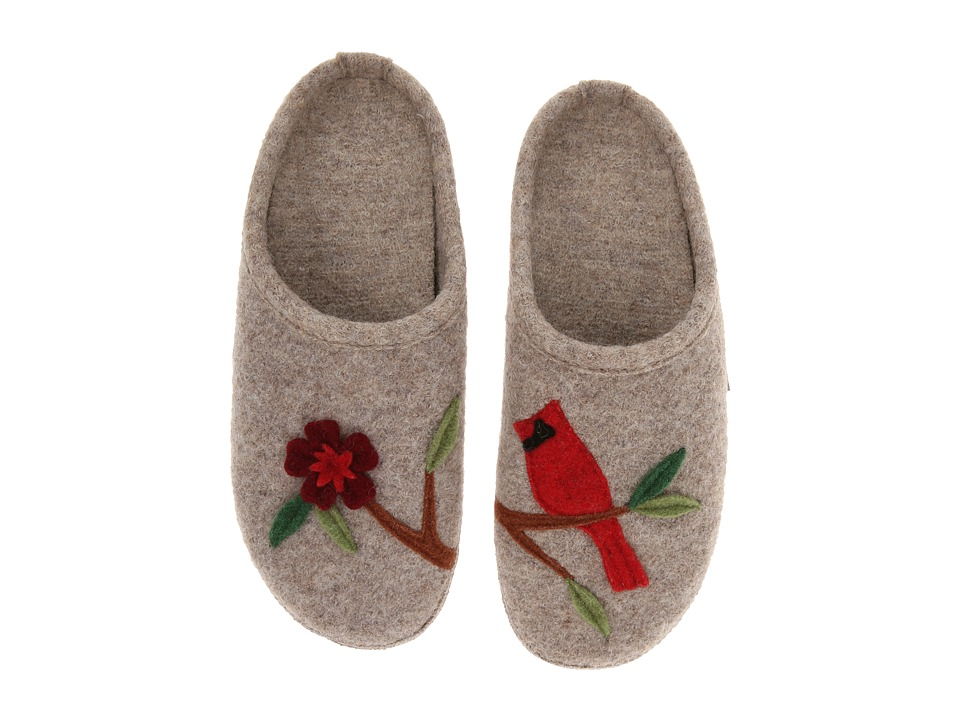 Giesswein - Angela (Natural) Women's Slippers