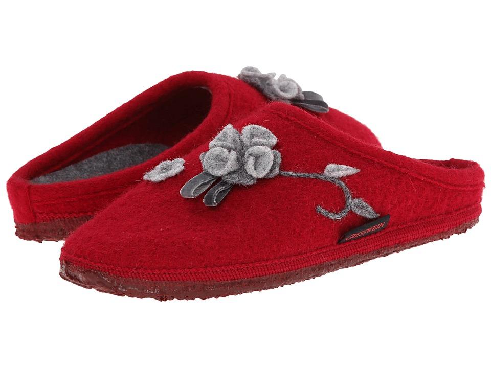 Giesswein - Andrea (Kirsch) Women's Slippers