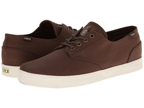 Circa - Lopez 13 (Pinecone/Winter White) Men's Skate Shoes