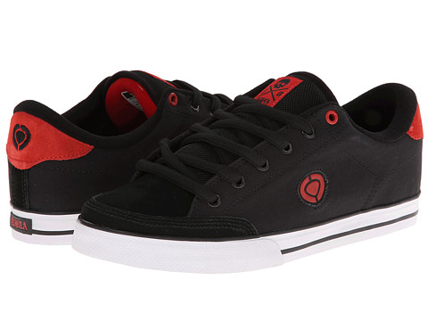 Circa - Lopez 50 (Black/True Red) Men