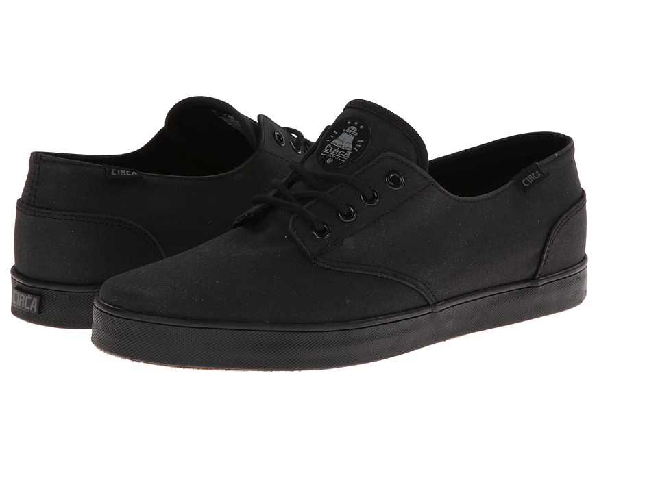 Circa Lopez 13 (Black/Black) Men