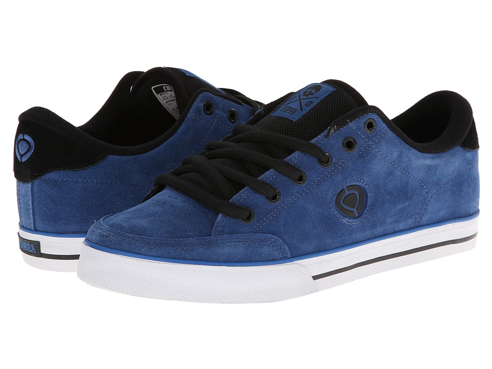 Circa - Lopez 50 (Dark Blue/Black) Men's Skate Shoes