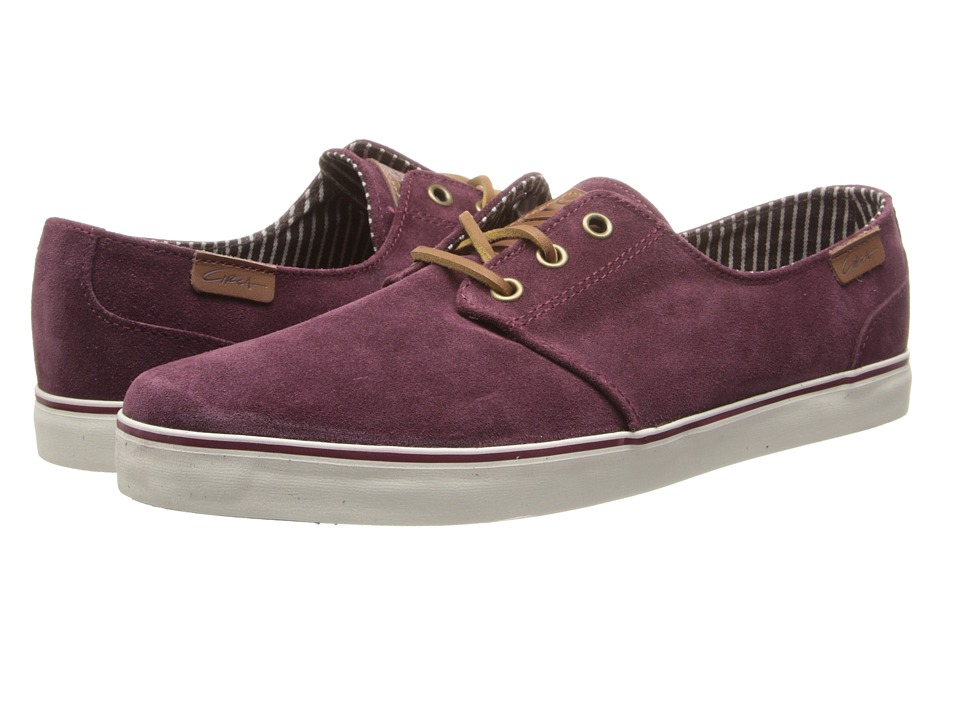 Circa - Crip (Ox Blood) Men's Skate Shoes