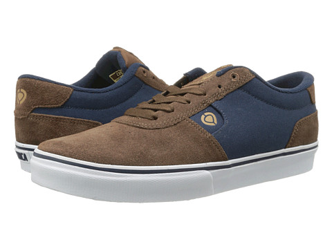 Circa - Lamb (Pinecone/Mood Indigo/Brown) Men's Skate Shoes