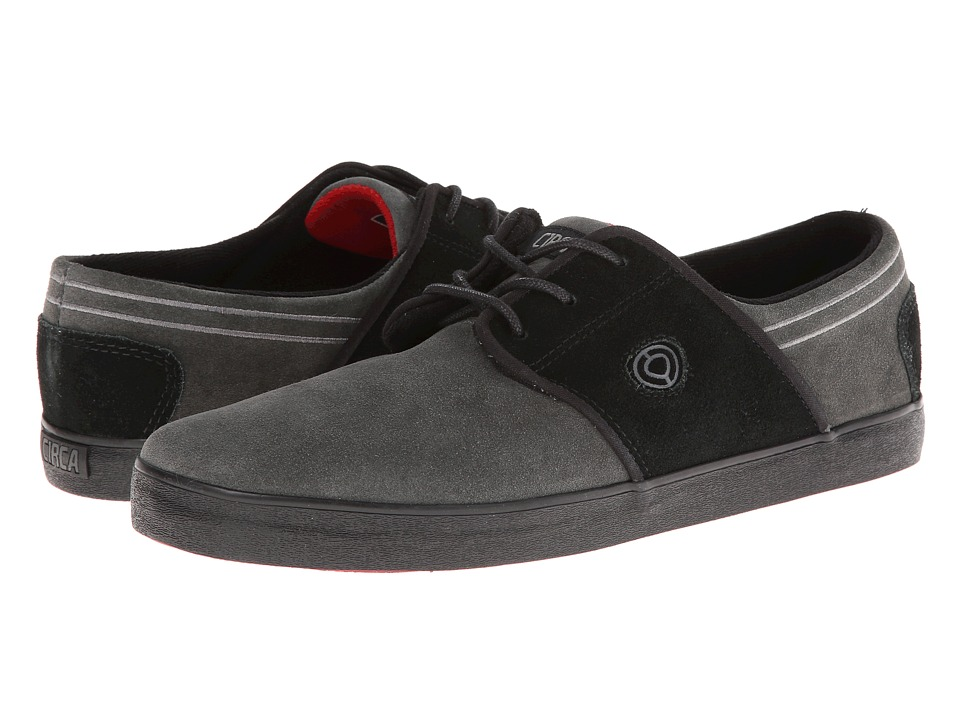 Circa - Strata (Gray/Black) Men's Skate Shoes