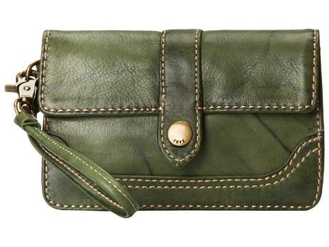 Frye - Campus Wristlet (Olive Dakota) Wristlet Handbags