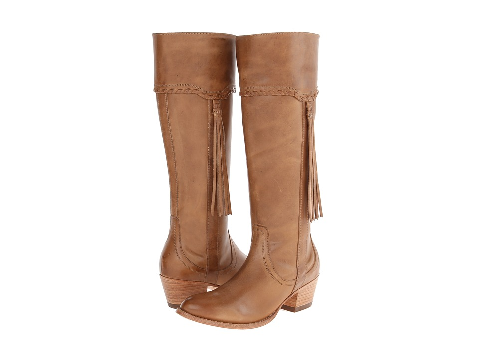 Ariat - Remington (Caramel) Women's Zip Boots