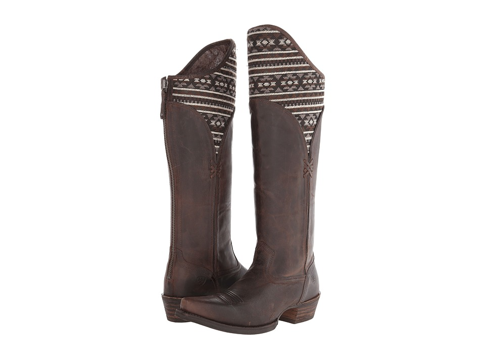 Ariat - Caldera (Barnwood/Mocha Tribal) Women