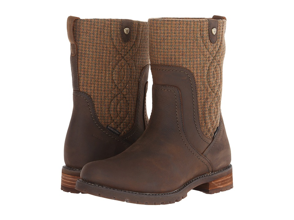 Ariat - Shannon H20 (Walnut/Pendleton) Women's Boots