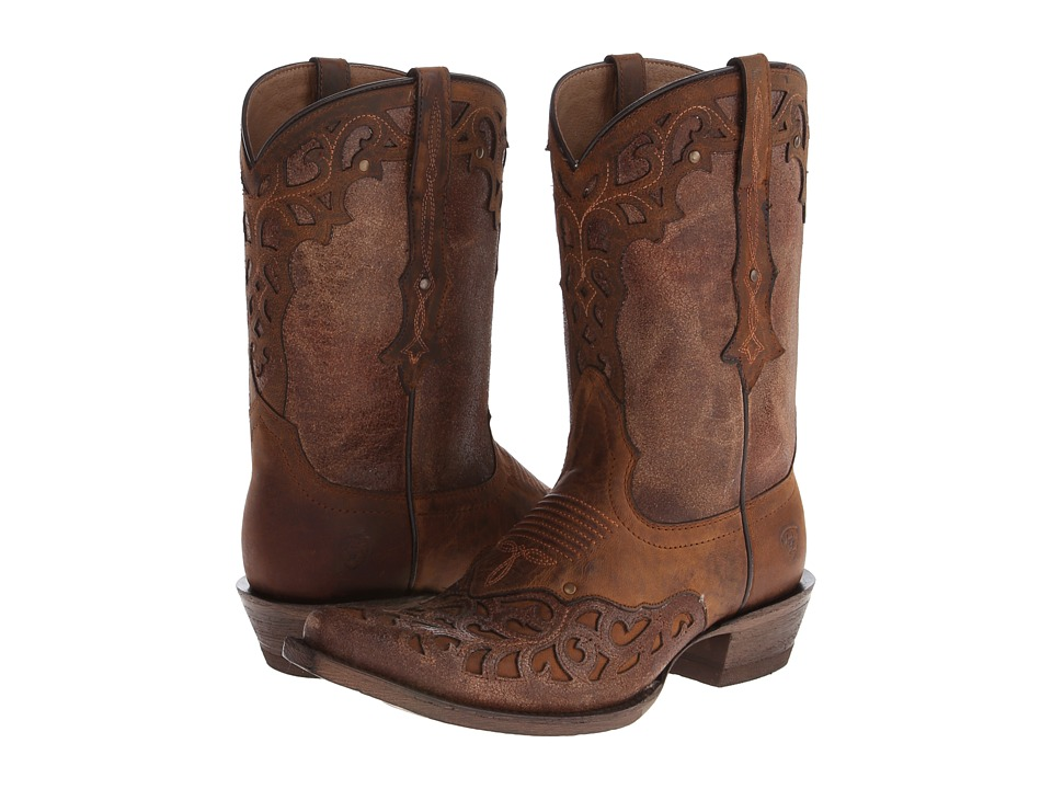 Ariat - Vera Cruz (Weathered Brown) Women's Boots