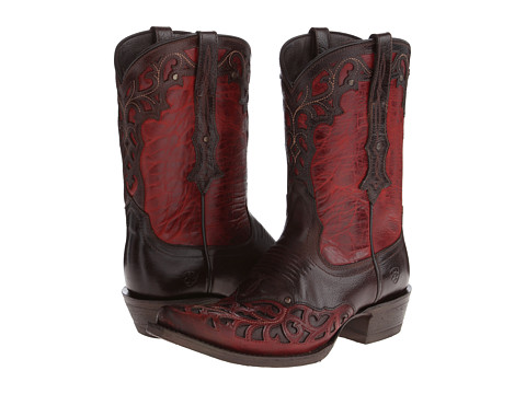 Ariat - Vera Cruz (Maple/Rojo) Women's Boots