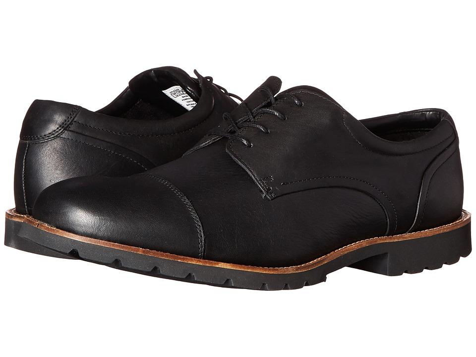 Rockport Channer (Black) Men's Shoes