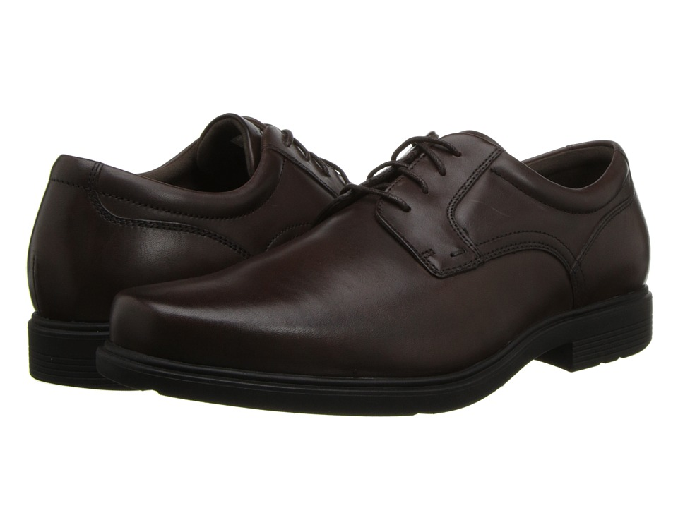 Rockport - ST Plain Toe (Brown) Men