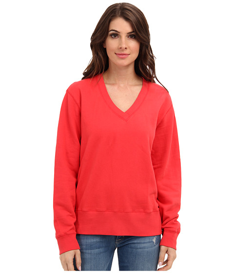 Mod-o-doc - Deep V-Neck (Hot Tamale) Women