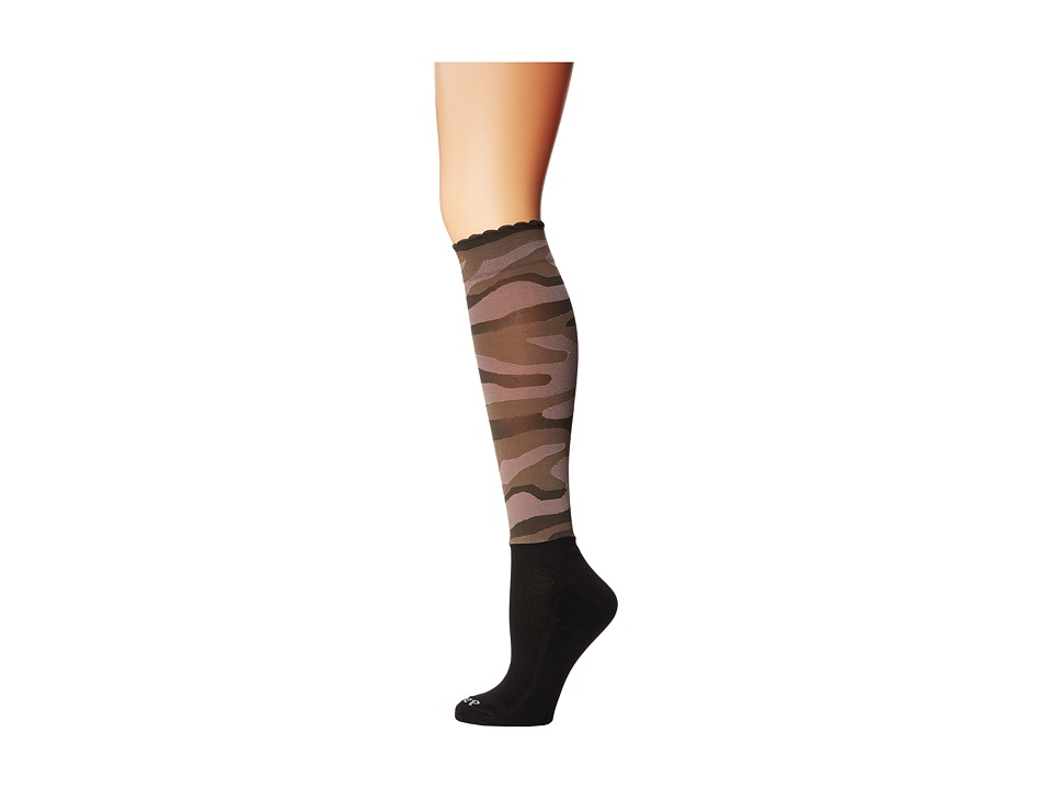BOOTIGHTS - Darby Gi Jane Camo (Brown/Blush) Hose