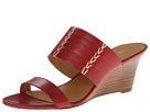 Nine West - Rushout (Red Leather) - Footwear