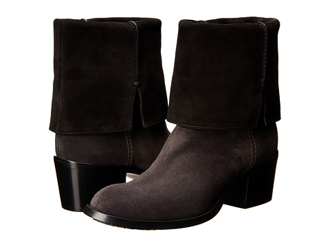 CoSTUME NATIONAL - 4054123057 166 (Asfalt/Nero) Women's Boots