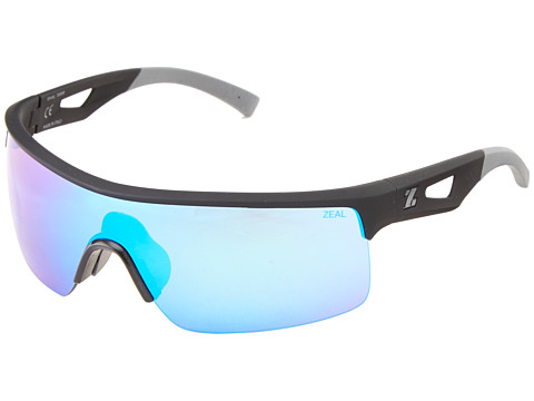 Zeal Optics - Rival (Black w/ Copper + Blue Bird Mirror Lens) Goggles