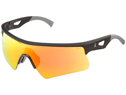 Zeal Optics - Rival Team Edition (Black w/ Copper + Phoenix Mirror Lens) Goggles