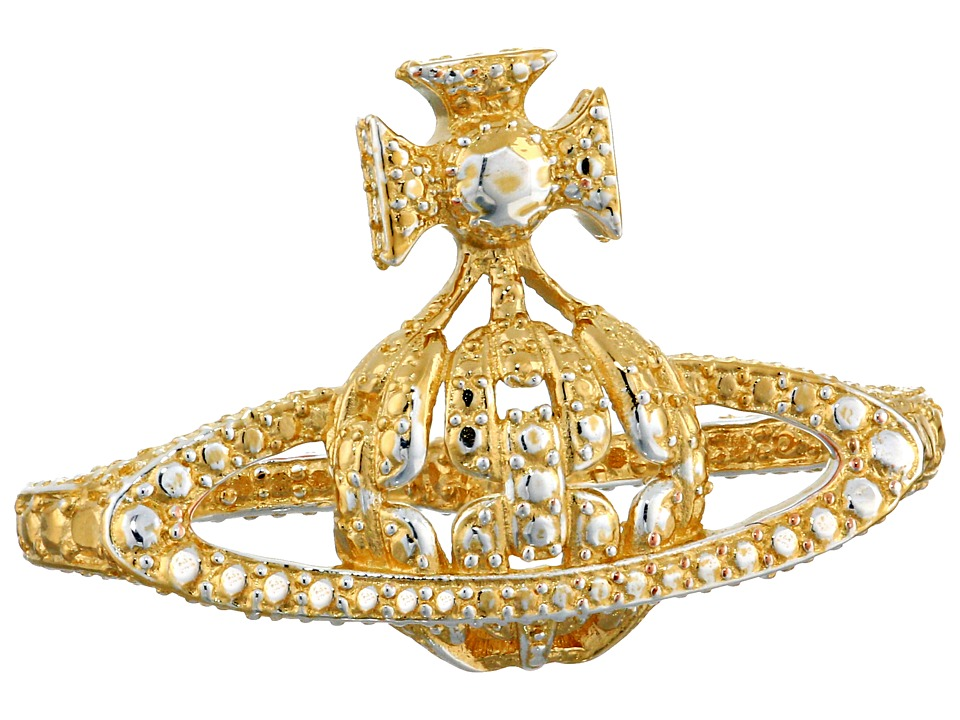 Vivienne Westwood - Radha Ring (Faded Yellow Gold) Ring