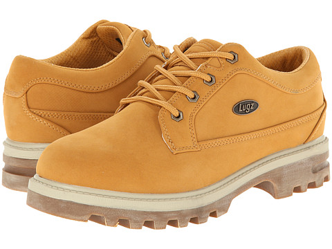 Lugz - Regiment Lo WR (Golden Wheat/Cream/Gum) Men's Lace up casual Shoes