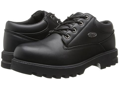 Lugz - Empire Lo WR (Black) Men's Lace up casual Shoes