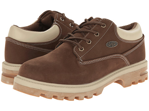 Lugz - Empire Lo WR (Walnut/Cream/Gum) Men's Lace up casual Shoes