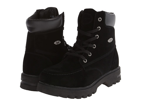 Lugz - Howitzer WR (Black) Men