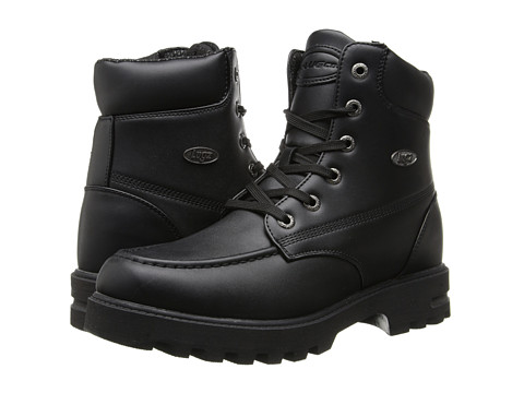 Lugz - Howitzer WR (Black 2) Men's Lace-up Boots