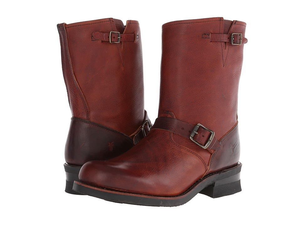 Frye Engineer 12R (Redwood Oiled Leather) Men