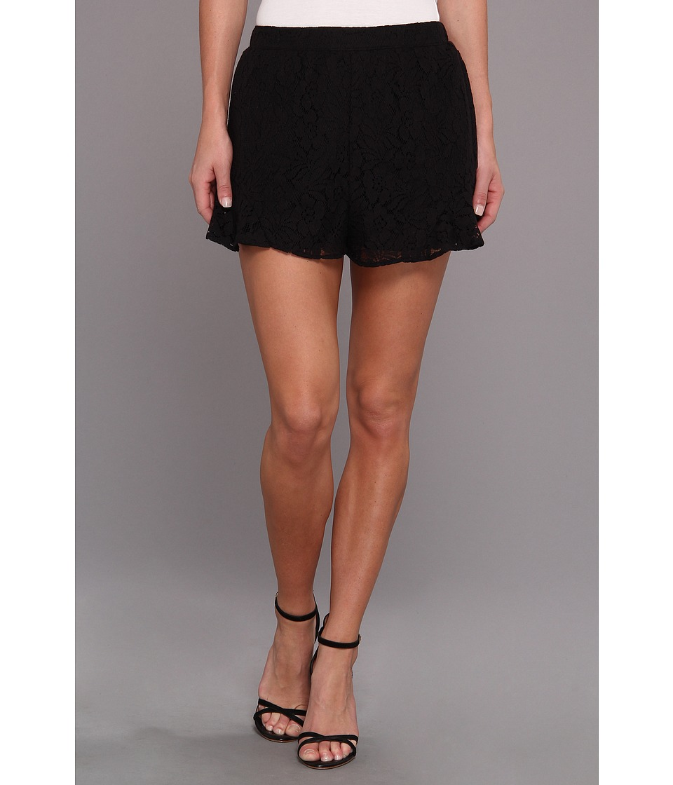 BCBGeneration - Knit Sportwear Short (Black 2) Women's Shorts