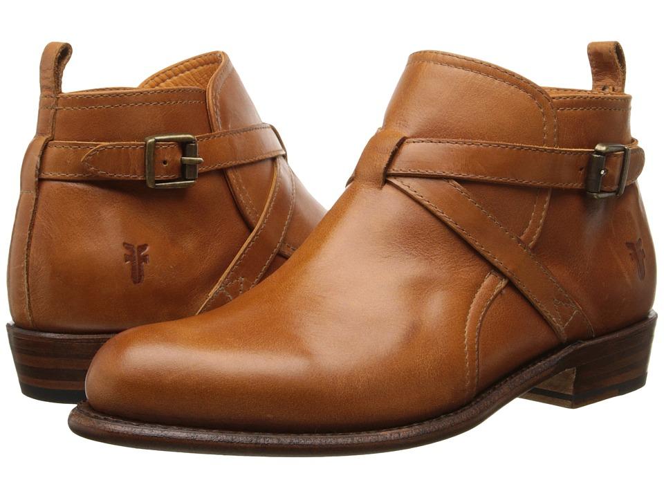 Frye Dorado Jodphur (Cognac Full Grain) Cowboy Boots
