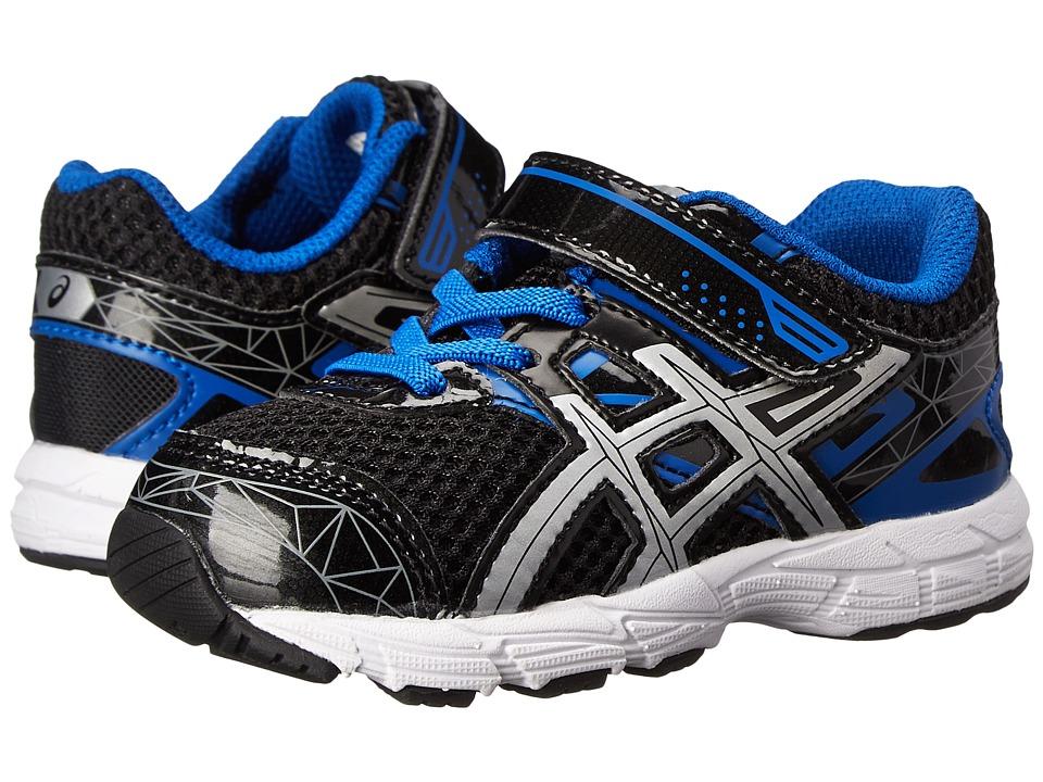 ASICS Kids - GT-1000 3 TS (Toddler) (Black/Lightning/Royal) Boys Shoes