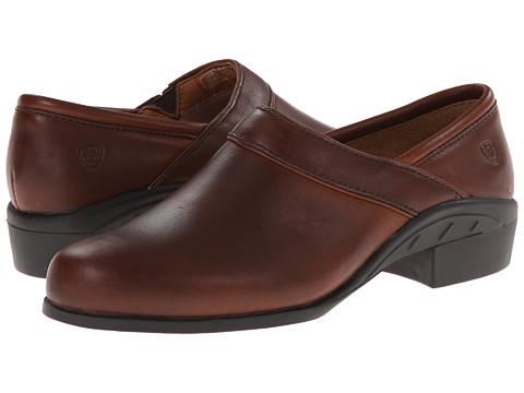 Ariat - Sport Clog (Teak) Women's Clog Shoes