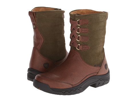 Ariat - Jayden H20 (Coffee) Women's Boots