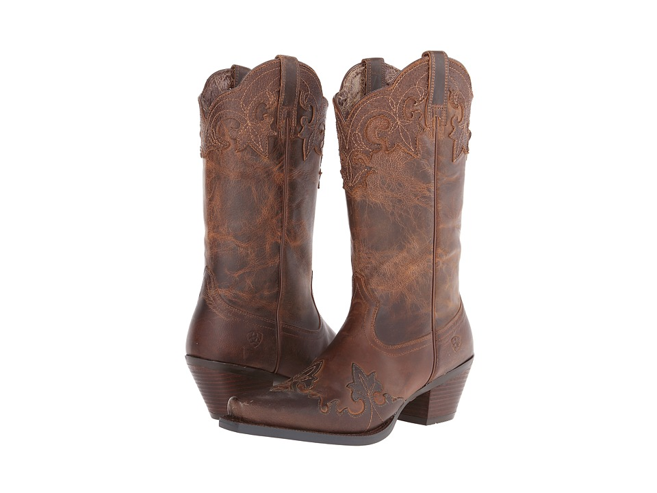 Ariat - Delphine (Tigerseye) Women's Boots