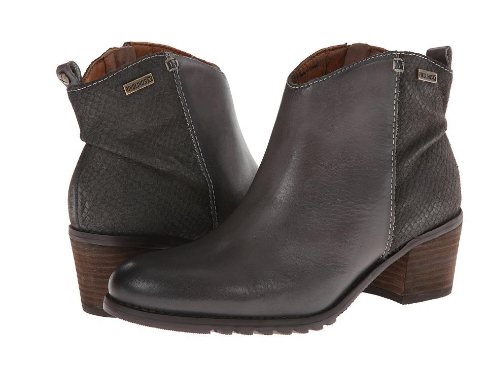 Pikolinos - Andorra 913-9810 (Lead) Women's Shoes