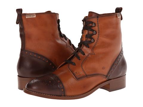Pikolinos - Brighton 969-7150 (Cognac) Women's Boots