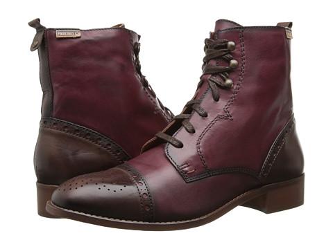 Pikolinos - Brighton 969-7150 (Garnet) Women's Boots
