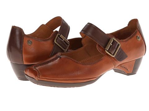 Pikolinos - Gandia 849-7033 (Cognac) Women's Maryjane Shoes