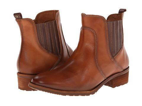 Pikolinos - Garda 971-8007 (Cognac) Women's Boots