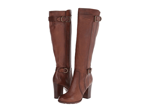 Frye - Parker D Ring Tall (Copper Hammered Full Grain) Cowboy Boots