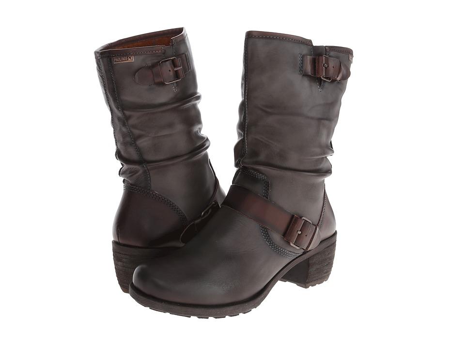 Pikolinos - Le Mans II 838-9233 (Lead) Women's Zip Boots