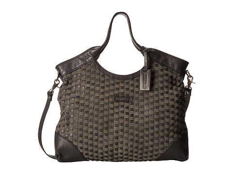 Pikolinos - BBB-999 (Lead/Black) Shoulder Handbags