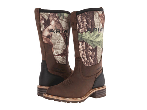 UPC 884849730522 product image for Ariat Hybrid All Weather R Toe (Oily Distressed  Brown/ ...