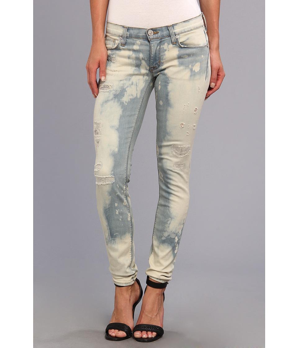 Hudson - Krista Super Skinny in Thrashed (Thrashed) Women's Jeans