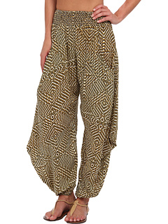 SALE! $54.99 - Save $69 on MINKPINK Tuku Harem Pant Cover Up (Multi) Apparel - 55.65% OFF $124.00