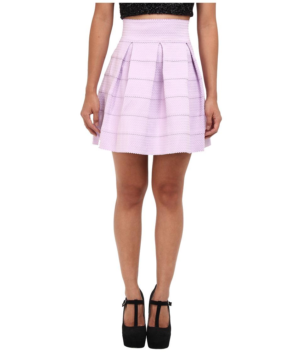 Gabriella Rocha - Sophey Skirt (Lavender) Women's Skirt