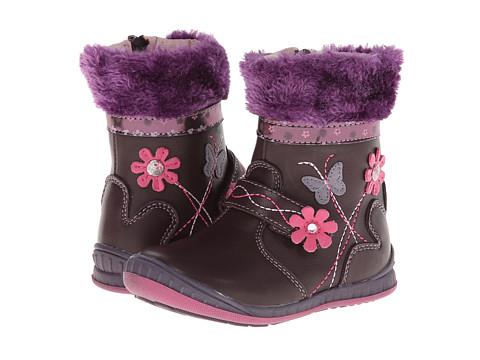 Beeko - Briella II (Toddler) (Purple) Girl's Shoes