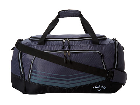 Callaway - Travel Gear Sport Medium Duffel (Grey) Duffel Bags